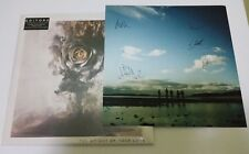 EDITORS THE WEIGHT OF YOUR LOVE 2LP + SIGNED LITOGRAPH LP SIZE - RARE LIMITED