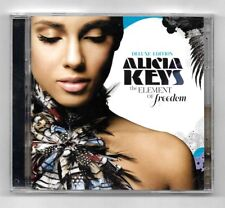 CD + DVD / ALICIA KEYS - THE ELEMENT OF FREEDOM / DELUXE EDITION