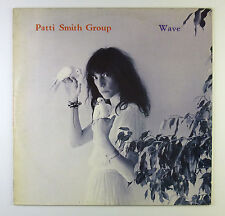 "12"" LP - Patti Smith Group - Wave - B3821 - washed & cleaned"