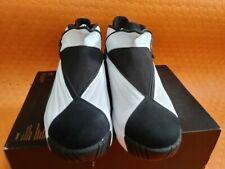 N brand AT2555 100 Air Jordan Jumpman Swift White/Black-Tour Yellow Sz14 no top