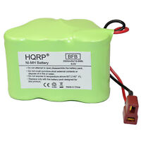 Hqrp 3300mAh Batería para Wowwee Rovio Wi-Fi Habilitado Robótico Webcam