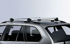 BMW Genuine Aluminium Lockable Roof Bars Rack E70 X5 82710404320