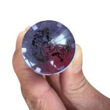 Nail Art Stamping Stamper Scraper Image Plate Manicure Print Tool DIY Purple