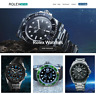 Rolex Watches Website Business - Earn $949 A SALE. FREE Domain|Hosting