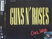 GUNS N' ROSES CIVIL WAR MAXI CD