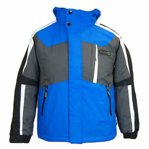 Childs Boys Etirel Alfonso Ski Jacket BLUE