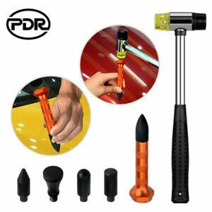 Ausbeulwerkzeug PDR Rückschlagdorn &5 Wechselspitzen Ausbeulstift Hammer Smart