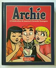 """""""ARCHIE A CELEBRATION"""" 2011 FIRST EDITION HARDCOVER BOOK """"YOE BOOKS IDW"""""""