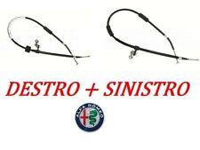 156 LIM 156 SW SINISTRO Destro Posteriore Asse Posteriore 2x mano bremsseil ALFA ROMEO GT