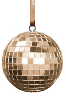 TAYLOR SWIFT FOLKLORE THE MIRRORBALL ORNAMENT CHRISTMAS DISCO RARE LIMITED NEW