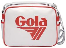 Gola Redford Umhängetasche White / Red Weiß Rot Erwachsene Neu