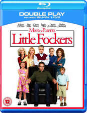 LITTLE FOCKERS BLU-RAY + DVD w/ ROBERT DENIRO - BEN STILLER - JESSICA ALBA