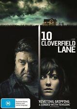 10 Cloverfield Lane (DVD, 2016) John Goodman R4 🇦🇺Brand New Sealed