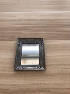 Metal Framed Mirror Stunning Detail Design.