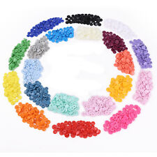 KAM Snap 300 Set T5 Snap Poppers 20 Colors Plastic Resin Buttons Popper US Local