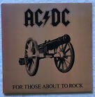 AC/DC - For Those About To Rock - Vinyl LP - SD 11111 - Great Condition