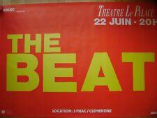Concert The BEAT au PALACE Début 80's 80x120cm