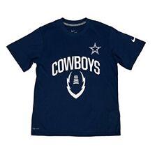 Dallas Cowboys Navy Blue 2015 Youth Legend Football Icon Nike Dri-fit T- shirt 9204c7055