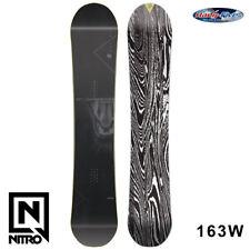 Pantera Wide Snowboard Nitro 2018 163