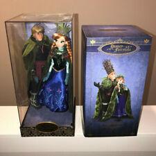 Disney Fairytale Designer Collection Frozen Anna Kristoff Limited Edition Doll