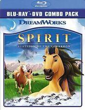 Spirit: Stallion of the Cimarron (Blu-ray Disc, 2014, 2-Disc Set)