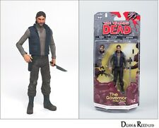MCFARLANE - THE WALKING DEAD COMIC SERIES 2 THE GOVERNOR FIGURE