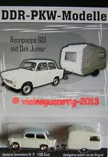 DDR-PKW Modell Trabant 601 mit Qek Junior Nr. 17  Sammelserie DDR-PKW-Modelle