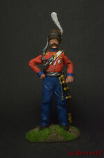 Tin soldier figure Civil War Cossack 54mm
