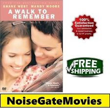 A Walk to Remember (DVD, 2007) Mandy Moore, Shane West - Ships Out Same Day!