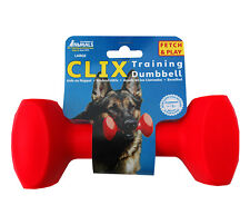 Company of Animals Clix Training Dumbbell - Large
