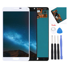 For Samsung Galaxy Note 4 LCD Display Touch Screen Digitizer Assembly + Tools QC