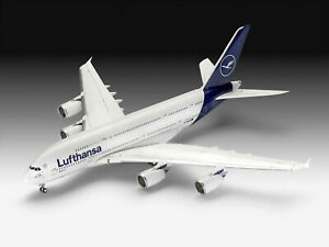 Revell 3872 * Airbus A380-800 Lufthansa New Livery * 1/144