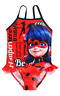 Girls Official Licensed Miraculous Ladybug Swimwear Swimsuit Swimming Costume