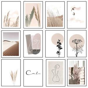 Art Prints Modern Posters Nature Stylish Fashion Home Decor