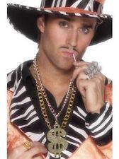 Accessoires d'ambiance gangster pour déguisements et costumes