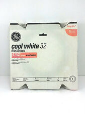 GE Cool White 32 Circular Fluorescent Light 12 Inch 32W Office Lot Of 3