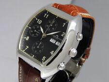 Van der Bauwede Magnum Churchill Cal.35 Chronograph 800 Silver $7,500 LNIB