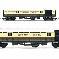 Hornby 00 Gauge Railroad R4526 Operating Mail Coach 849 Boxed
