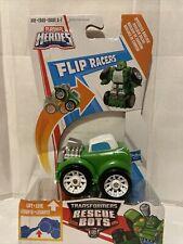 Transformers Flip Racers Speedster Boulder