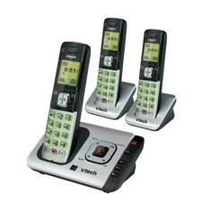 VTECH 3 HANDSET CORDLESS DIGITAL ANSWERING SYSTEM WITH CALLER ID/CALL WAITING