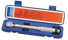 Draper 34570 3/8' Square Drive 10-80 nm/88.5-708 pollici-libbre dente d'arresto Torq Wrench