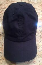 Ralph Lauren Polo Golf Pony Logo Baseball Cap Hat One Size MSRP $39.50
