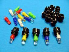 15 Asst Ford Domes Lights Bulbs LEDs 3/8 Sockets Instrument Panel Cluster Dash