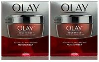 Olay Regenerist Micro-Sculpting Cream, Anti Aging Moisturizer, 1.7 oz (2 Pack)