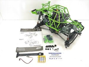 NEW: LOSI LMT 4WD SOLID AXLE MONSTER TRUCK GRAVE DIGGER ROLLER SLIDER CHASSIS