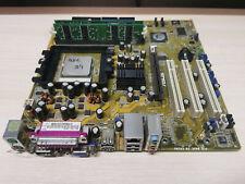 ASUS K8V-MX, Socket 754, AMD Motherboard+ Sempron 3000+ 512Mb DDR PC3200