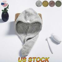 UK Hair Towel Bamboo Fiber Wrap Dryer Bath Spa Head Cap Turban Twist Fast Drying