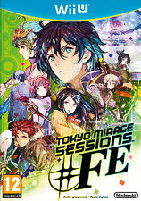 Tokyo Mirage Sessions #FE (UK Import) Nintendo WII U IT IMPORT NINTENDO