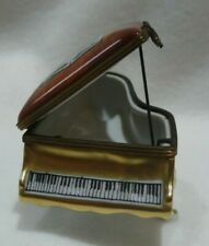 Limoges Chamart Large Grand Piano Trinket Box, Excellent!