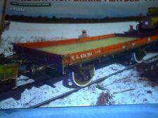 Miniart 1/35 escala Ferrocarril de la segunda guerra mundial no Freno plano 16.5 toneladas Kit no 39004
